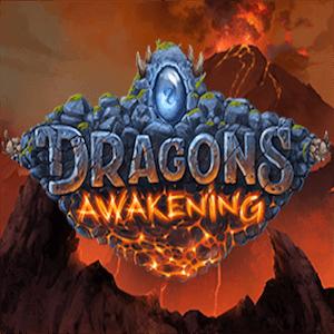 Der Spielautomat Dragons Awakening von Relax Gaming