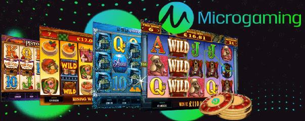 Microgaming New Slots