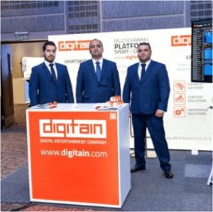 Digitain freut sich, seine Produkte auf der EiG Berlin vorzustellen