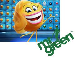 Exklusive Veröffentlichung und Angebote zu Emoji Planet im Mr Green Casino