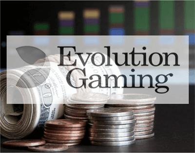 Evolution-Gaming-Gründer verkaufen Anteile