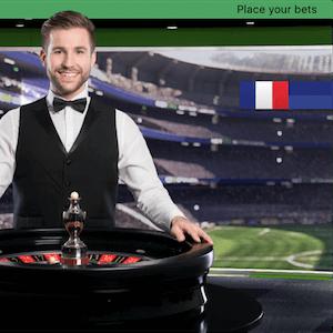Live-Sport-Roulette von NetEnt bringt WM-Infos