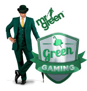Mr Green Spielsucht
